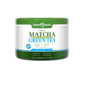 Matcha Green Tea 11 Oz by Green Foods Corporation