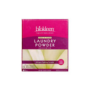 Free and Clear Laundry Powder 10 LB by Bio Kleen (2587588493397)