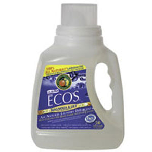 Ecos Ultra Liquid Laundry Detergent Magnolia and Lilies 100 OZ by Earth Friendly (2588093120597)