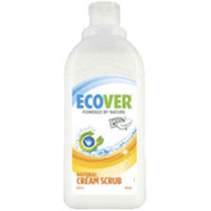 Ecological Cream Scrub Cleaner 16 OZ by Ecover (2588093349973)