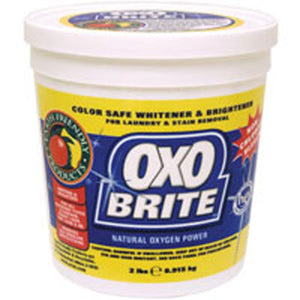 Oxo Brite Color Safe Whitener and Brightner 3.6 LB by Earth Friendly (2587595145301)