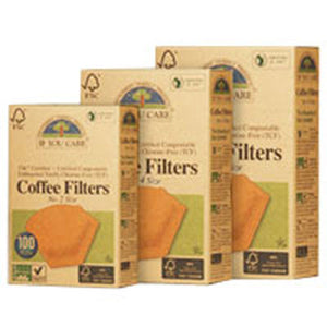 Coffee Filters # 4 100 CT by If You Care (2587595243605)