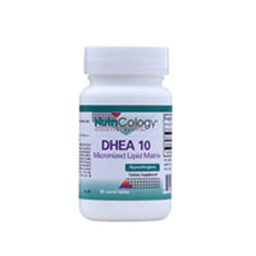 DHEA 60 Tabs by Nutricology/ Allergy Research Group