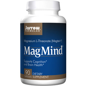 MagMind 90 Caps by Jarrow Formulas (2587604385877)