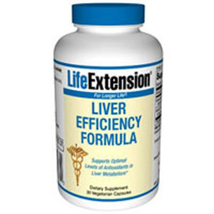 Liver Efficiency Formula 30 Vcaps by Life Extension