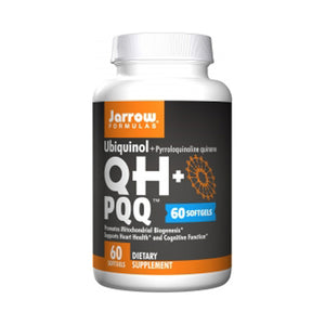 QH + PQQ 60 Soft Gels by Jarrow Formulas
