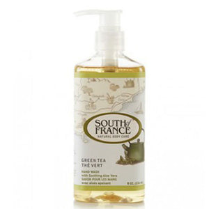 Hand Wash Green Tea 8 fl oz by South Of France Soaps (2590187651157)
