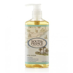 Hand Wash Cote D'Azur 8 fl oz by South Of France Soaps (2590187618389)
