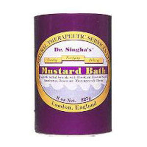 Mustard Bath 8 OZ by Dr. Singhas Mustard Bath