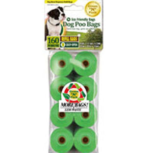 Dog Poo Bags 300 Bags by Green N Pack (2588317843541)