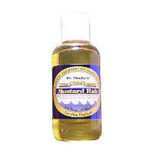 Mustard Rub 6 Oz by Dr. Singhas Mustard Bath