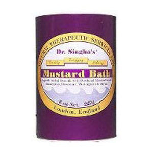 Bath Mustard 32 Oz by Dr. Singhas Mustard Bath