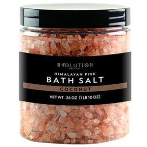 Himalayan Bath Salt Coconut 26 oz by Evolution Salt (2590185914453)