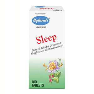 Sleep 100 Tabs by Hylands (2590184767573)
