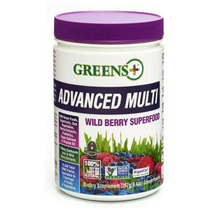 Advanced Multi Superfood Vanilla Chai 9.4 oz by Greens Plus