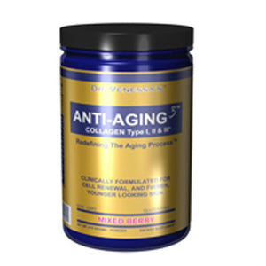 Anti Aging 3 Collagen Tropical 600G by Dr. Venessa's Formulas