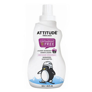Little Ones Laundry Detergent for Baby 35 Loads Sweet Lullaby 35.5 Oz by Attitude (2590182015061)