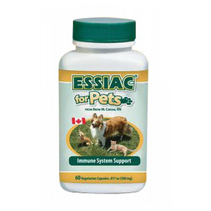 Herbal Supplement for Pets 60 Caps by Essiac International (2588302245973)