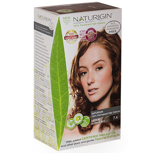 Hair Color Medium Blonde Red 1 Count by Naturigin