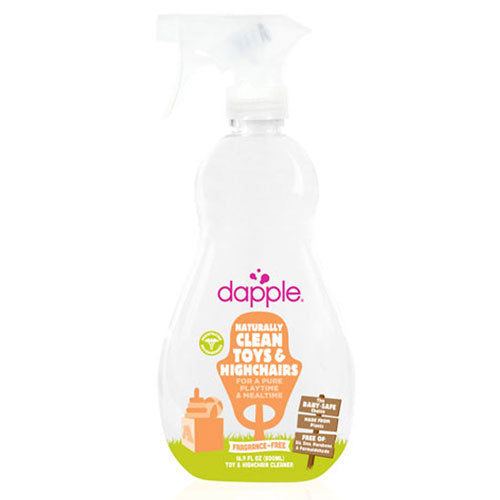 Toy & High Chair Cleaner Fragrance Free 16.9 Oz by Dapple