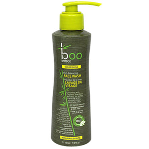 Face Wash Skin Balancing 5.07 Oz by Boo Bamboo