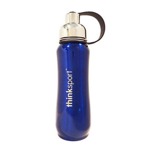 Insulated Sports Bottle Blue 17 Oz by ThinkSport (2588288974933)