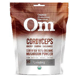 Organic Cordyceps Mushroom Powder 3.57 Oz by NRG Matrix (2590178443349)