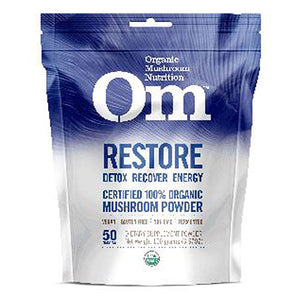 Restore Organic Mushroom Powder 3.57 Oz by NRG Matrix