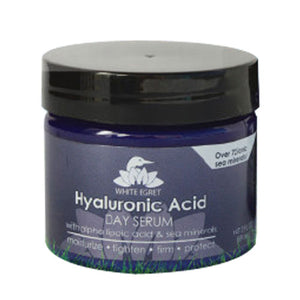 Hyaluronic Acid Day Serum 2 Oz by White Egret (2588281798741)