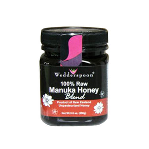 100% Raw Manuka Honey Blend 8.8 Oz by Wedderspoon (2588279472213)