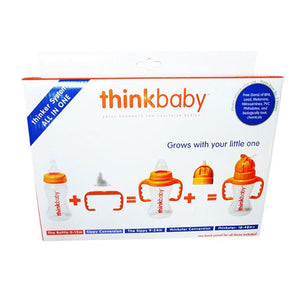All In One Bottle 1 Count by Thinkbaby (2588278292565)