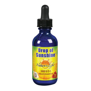 Drop of Sunshine D-3 2 oz by Nature's Life (2590174838869)