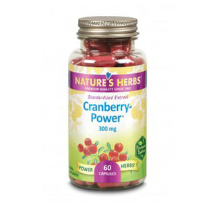 Cranberry-Power 60 Caps by Nature's Herbs(Zand)
