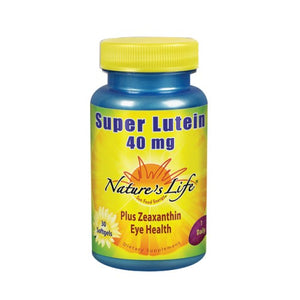 L-Glutamine Powder 30 Softgels by Nature's Life