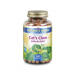 Cats Claw (Una De Gato) 100 Caps by Nature's Herbs(Zand) (2590173462613)