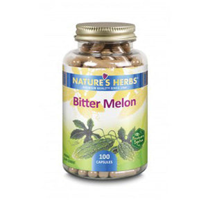 Bitter Melon 100 Caps by Nature's Herbs(Zand)