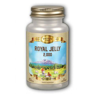 Royal Jelly 2000 30 Caps by Premier One (2588275310677)