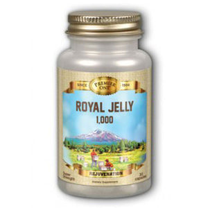 Royal Jelly 1000 60 Caps by Premier One (2588275179605)