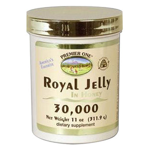 Royal Jelly in Honey 30000 Honey 11 oz by Premier One (2590171889749)