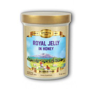 Royal Jelly in Honey 14000 Honey 11 oz by Premier One (2590171856981)