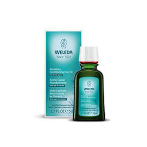 Rosemary Conditioning Hair Oil 1.7 Oz by Weleda (2590169202773)