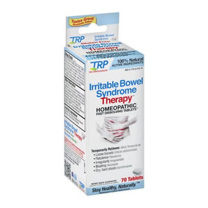 Irritable Bowel Syndrome Therapy 70 Caps by TRP Company (2590167302229)