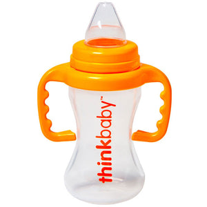 Thinkbaby Polypropylene One Trainer Cup Stage C 9 Oz by Thinkbaby
