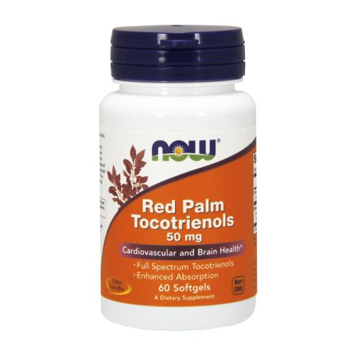 Red Palm Tocotrienols 60 Sgels by Now Foods