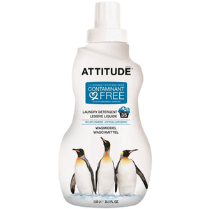Detergent 3x for Baby 35 Loads Wildflower 35.5 Oz by Attitude (2590163828821)