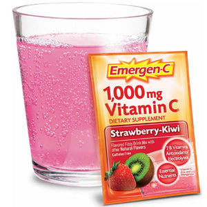 Emer'gen-C Strawberry Kiwi 30 Count by Alacer