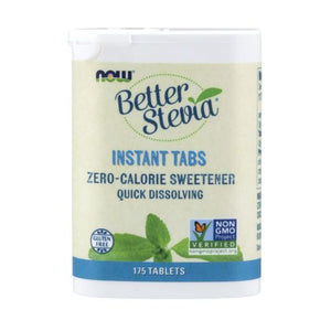 BetterStevia Instant Tabs 175 Tabs by Now Foods