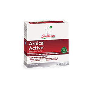 Arnica Active 60 Tabs by Similasan (2588242935893)
