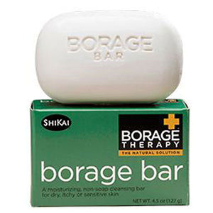 Borage Bar Soap 4.5 Oz by Shikai (2590145216597)