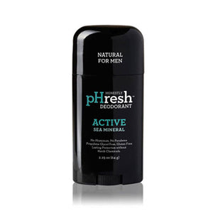 Deodorant Active Sea Mineral 2.25 Oz by pHresh (2588226453589)